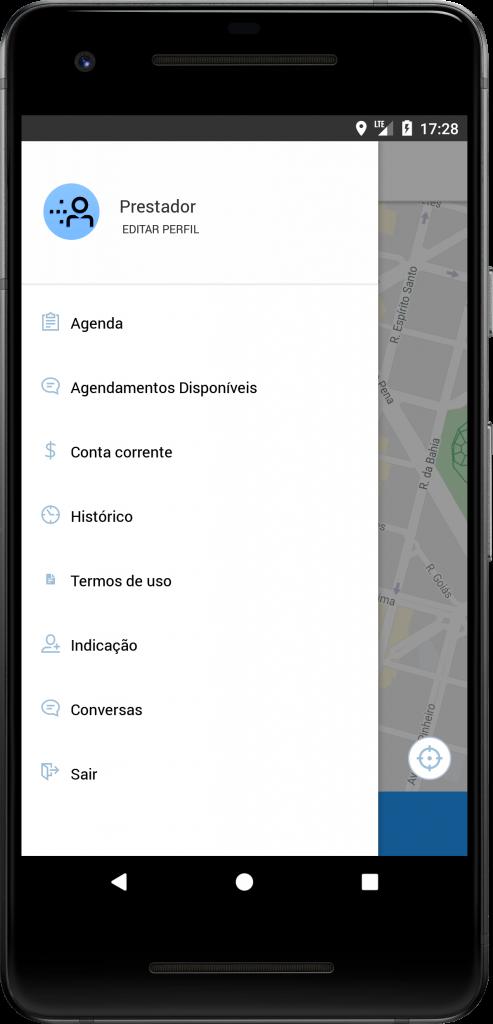 uber serviços